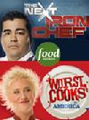 Iron Chef Food Network Worst Cooks in America Monica DiNatale 365 Guide Book New York City Food Host Expert Restaurant Bars Budget Travel