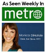 Monica DiNatale 365 Guide Book New York City Restaurant Deals Bar Specials NYC Metro NY
